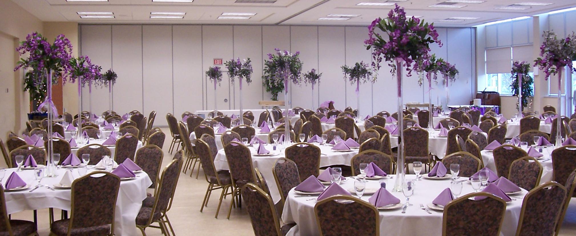 Jesse Jai McNeil Banquet Center